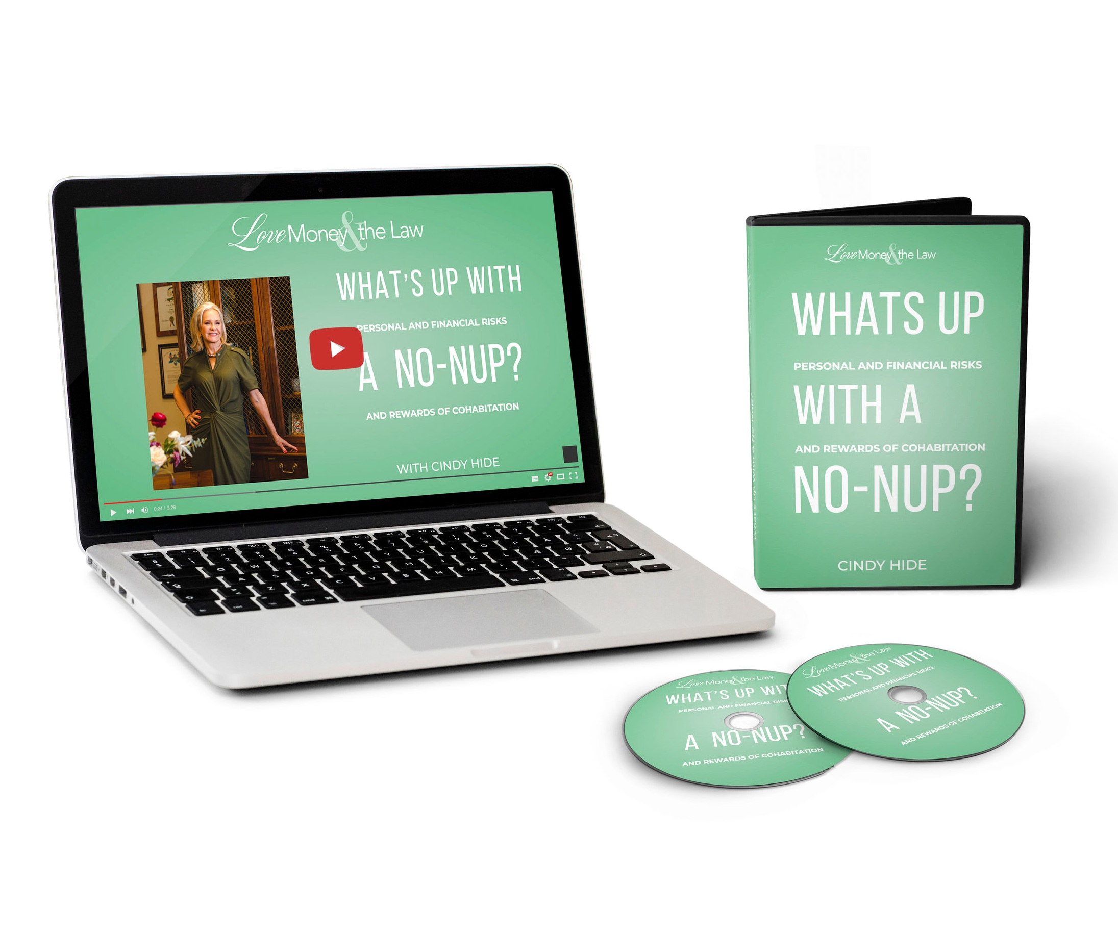 Video Series for What's Up With A No-Nup: Personal and Financial Risks and Rewards of Cohabitation.