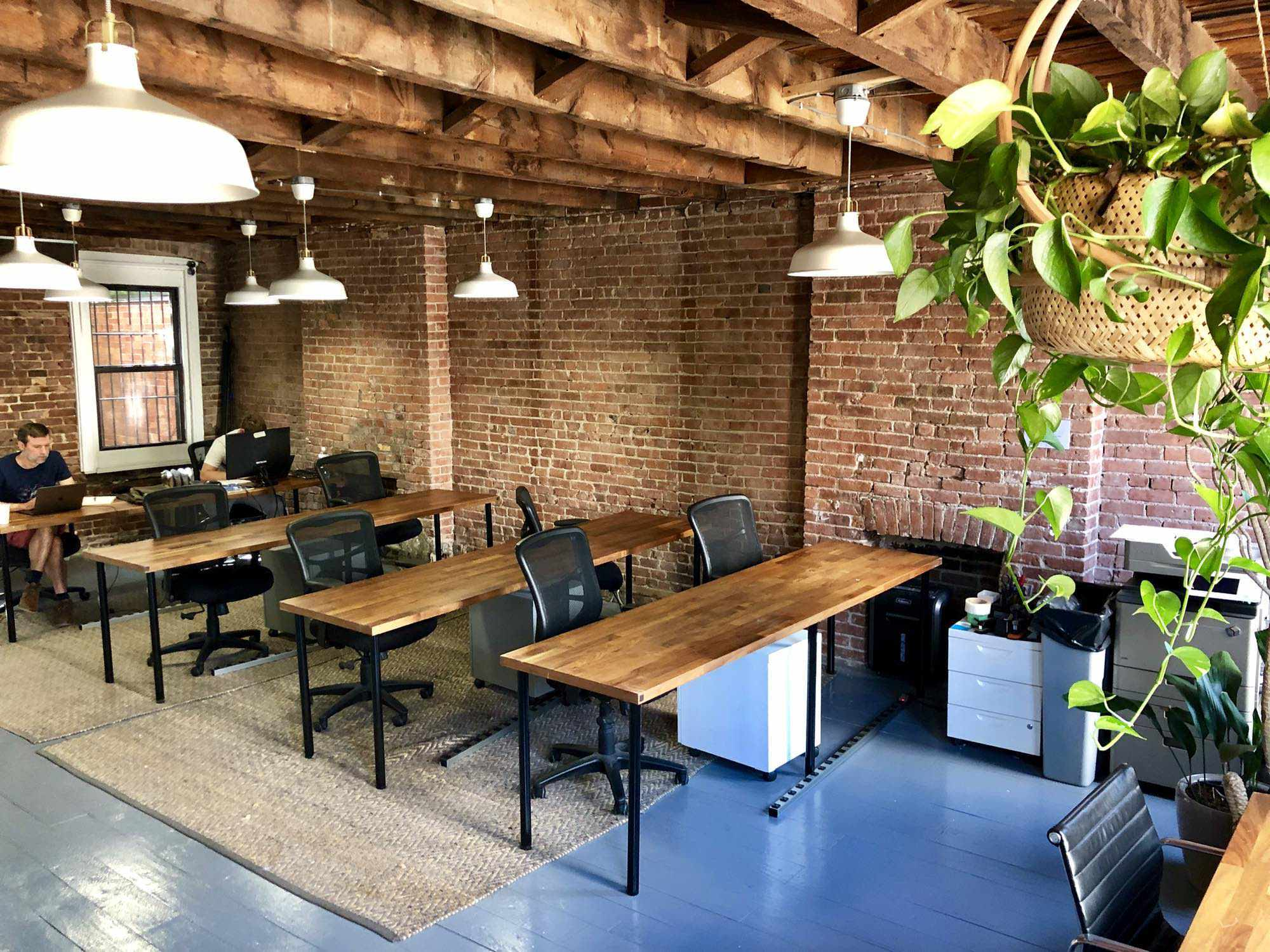 The Most Affordable Office Space Uptown - Rent a desk, office or studio and enjoy our collaborative's support and resources with no long-term commitment and no fuss. Check Out Pricing & Get StartedJust need a spot for a day or a week? We got you. Buy a Day Pass or Week Pass