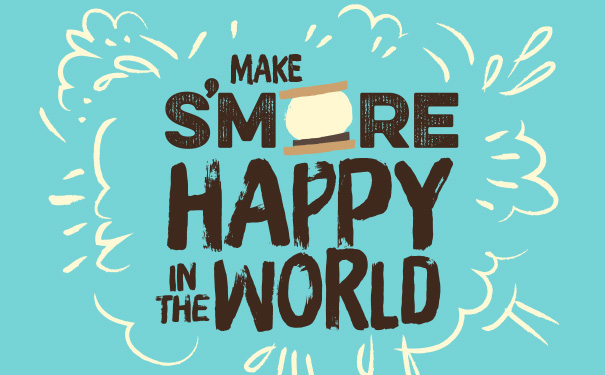Hershey's S'mores  Summer Campaign Development