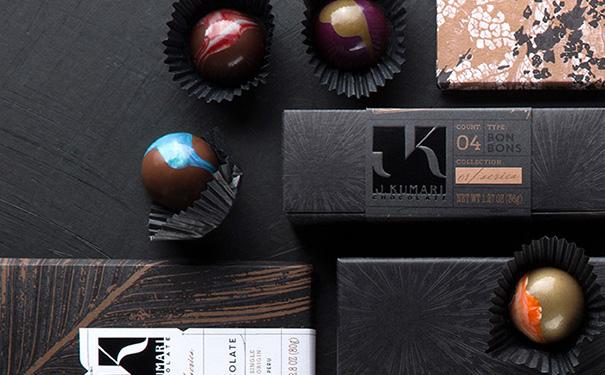J. Kumari Chocolates  Brand Identity & Package Design