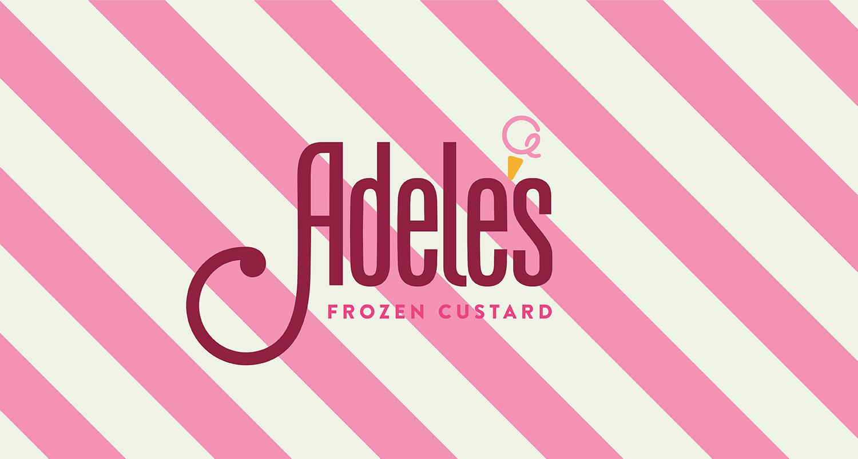 Adele's   Brand Identity Refresh