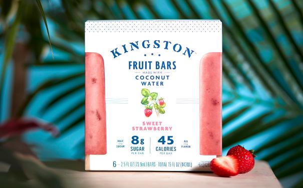 Kingston  Brand Creation & Package Design