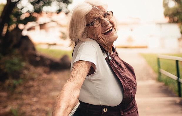 Blog Post: Redefining Aging