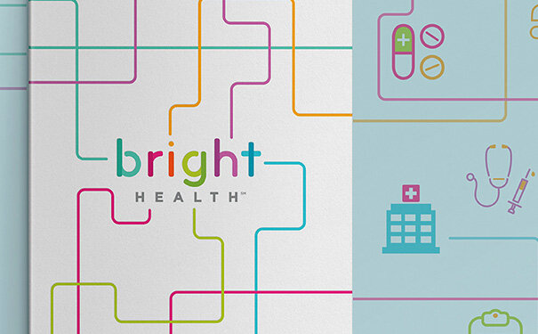 Bright Health  Visual Strategy & Marketing Collateral