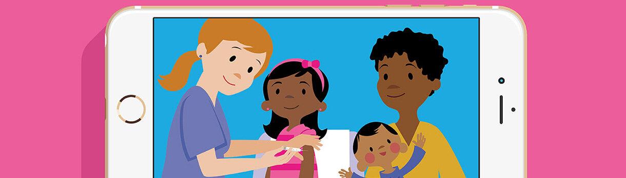 Children's Hospitals and Clinics of Minnesota  Flu Prevention Campaign
