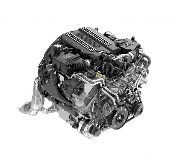 Cadillac CT6 V-Sport 4.2L Twin Turbo V-8