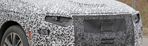 Cadillac XT6 Spy Shot