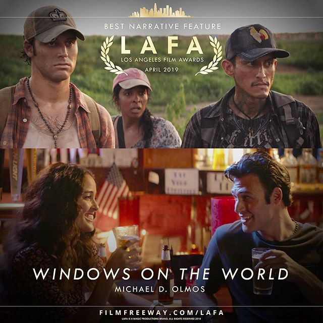 We won Best Narrative Feature at the @lafilmawards !!!