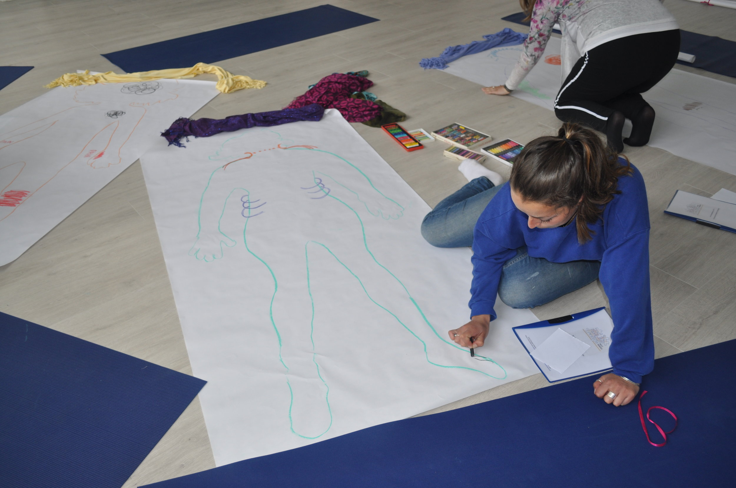 Creating a Body Map1