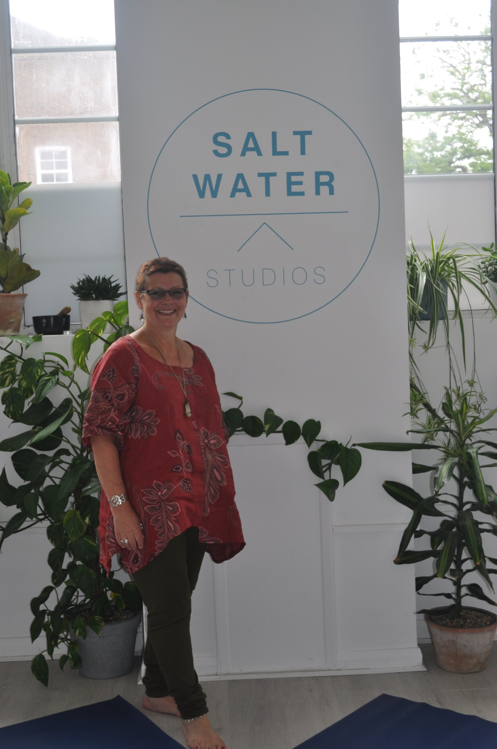 Body Mapping at Salt Water Studios Worthing with Mel Maelo