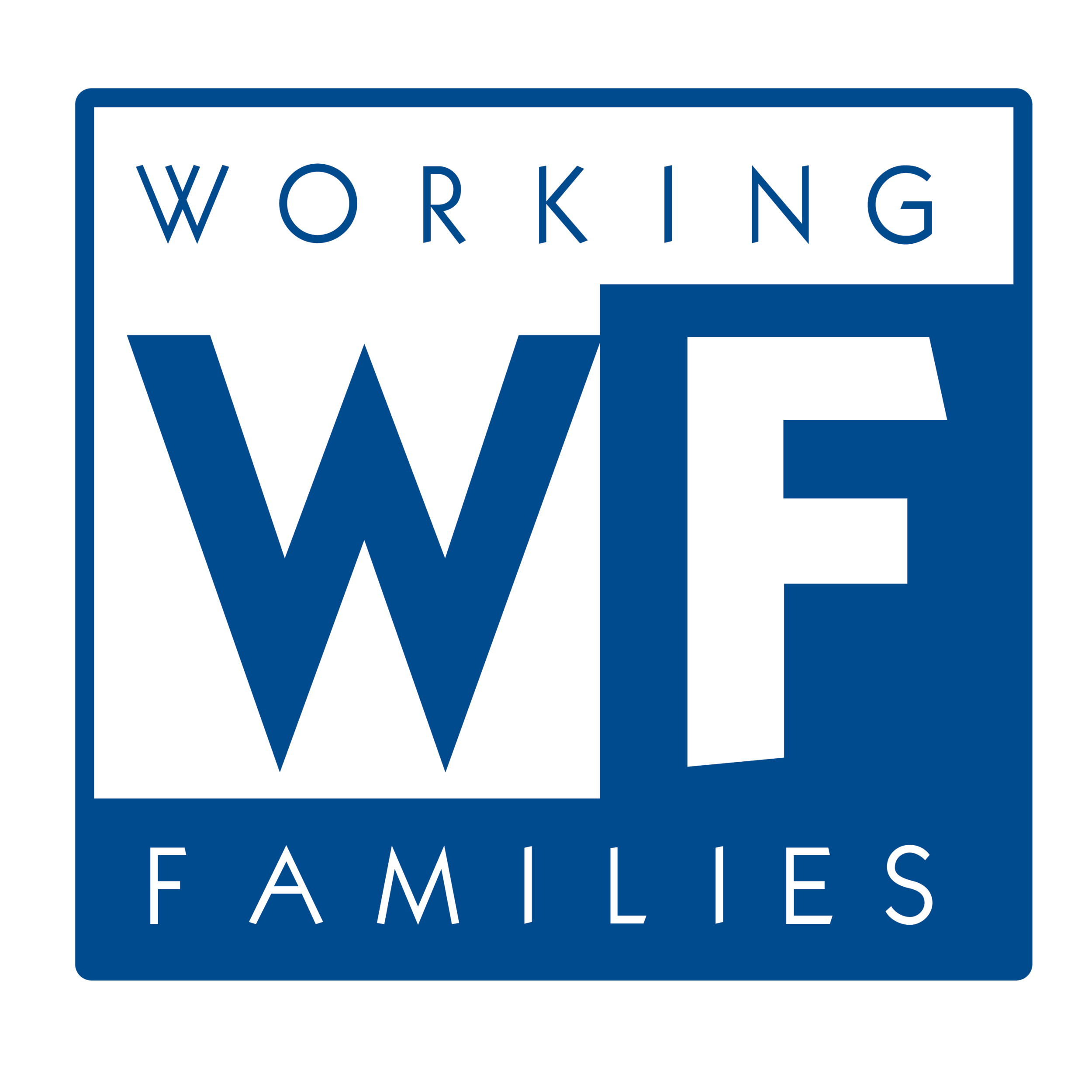 Working Families Party -