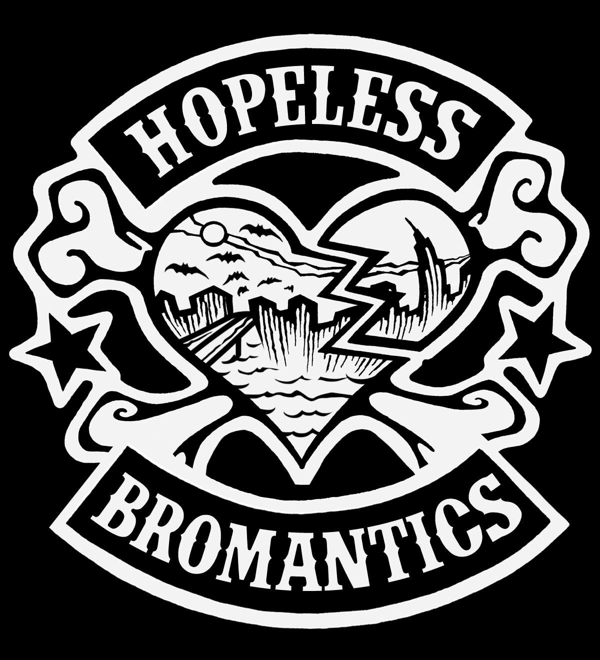 The Hopeless Bromantics - Plain and simple, this is Dylan's Bouncing Souls cover band (he is the vocalist) that features members from other local Austin bands such as Threes Away, Sorted Scoundrels, and The Butts. They still play shows to this date.