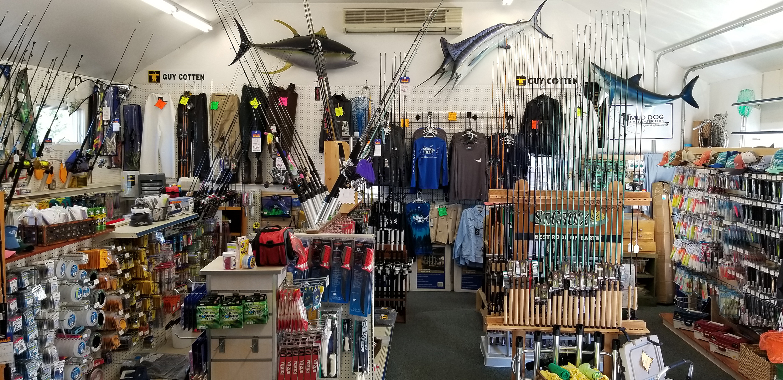 Nantucket Tackle Center