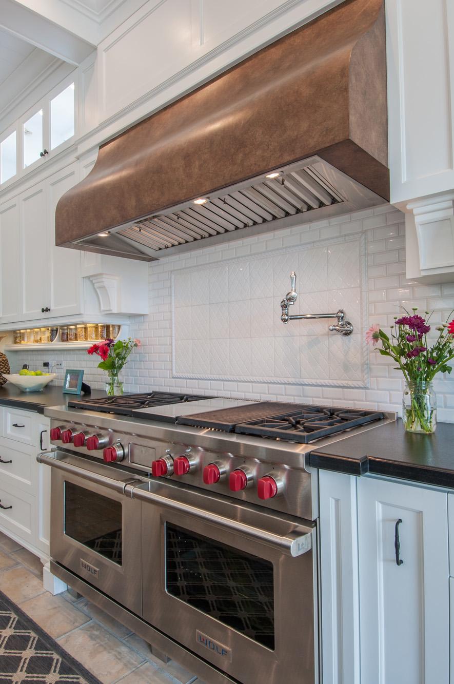 kitchen - wolfe range - copper hood 2.jpg