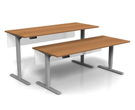 HighRise™ Sit Stand Desks