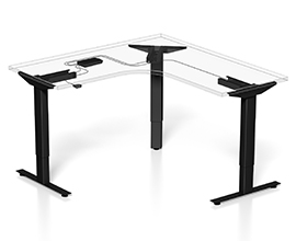 TableUP™ Height Adjustable Bases