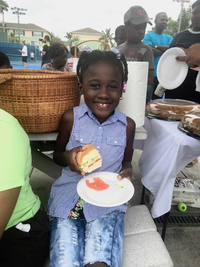 Sandwiches at our 2018 Children's Tournament were provided by    Publix Charities   .