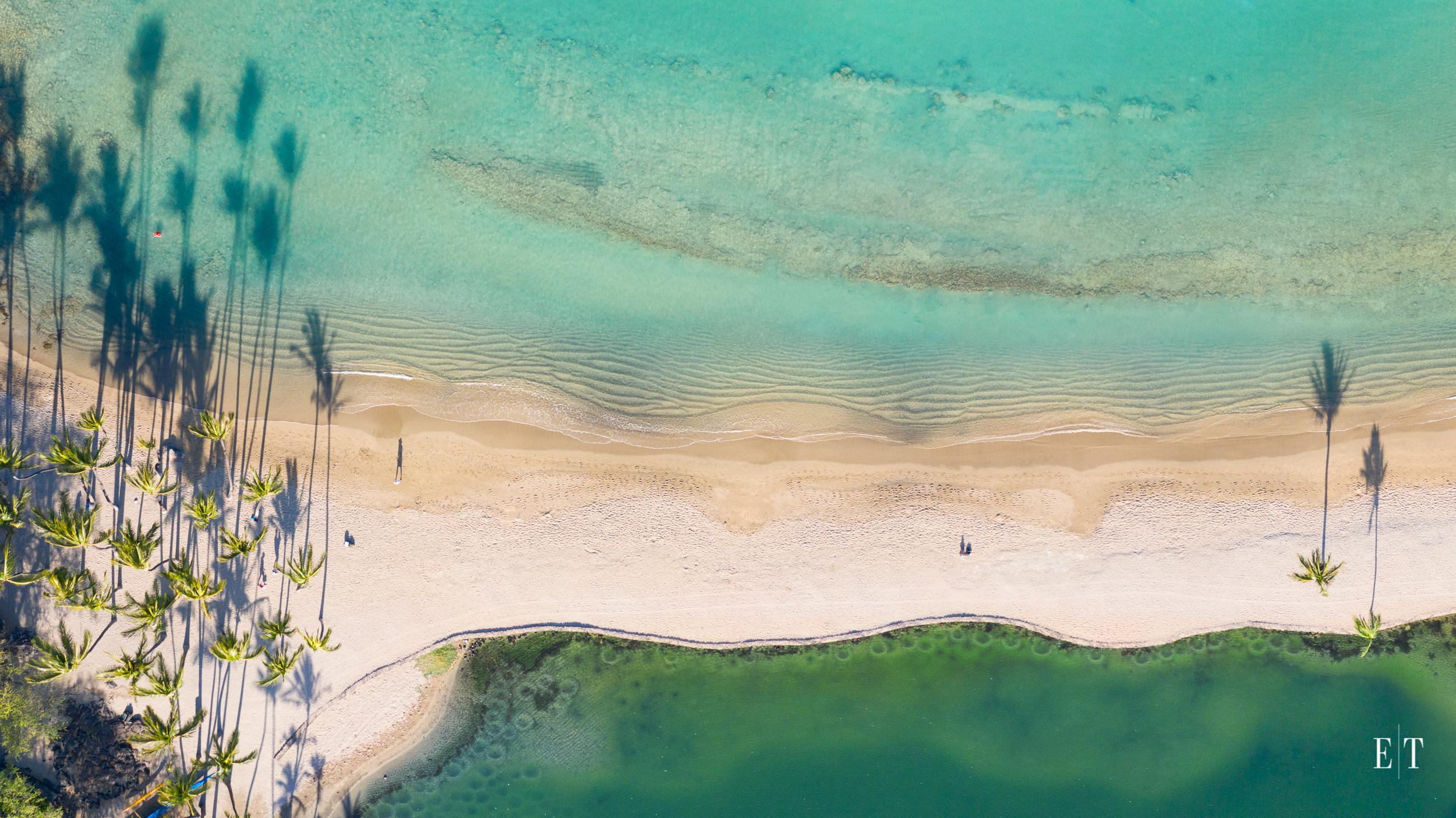 Anaehoʻomalu Beach