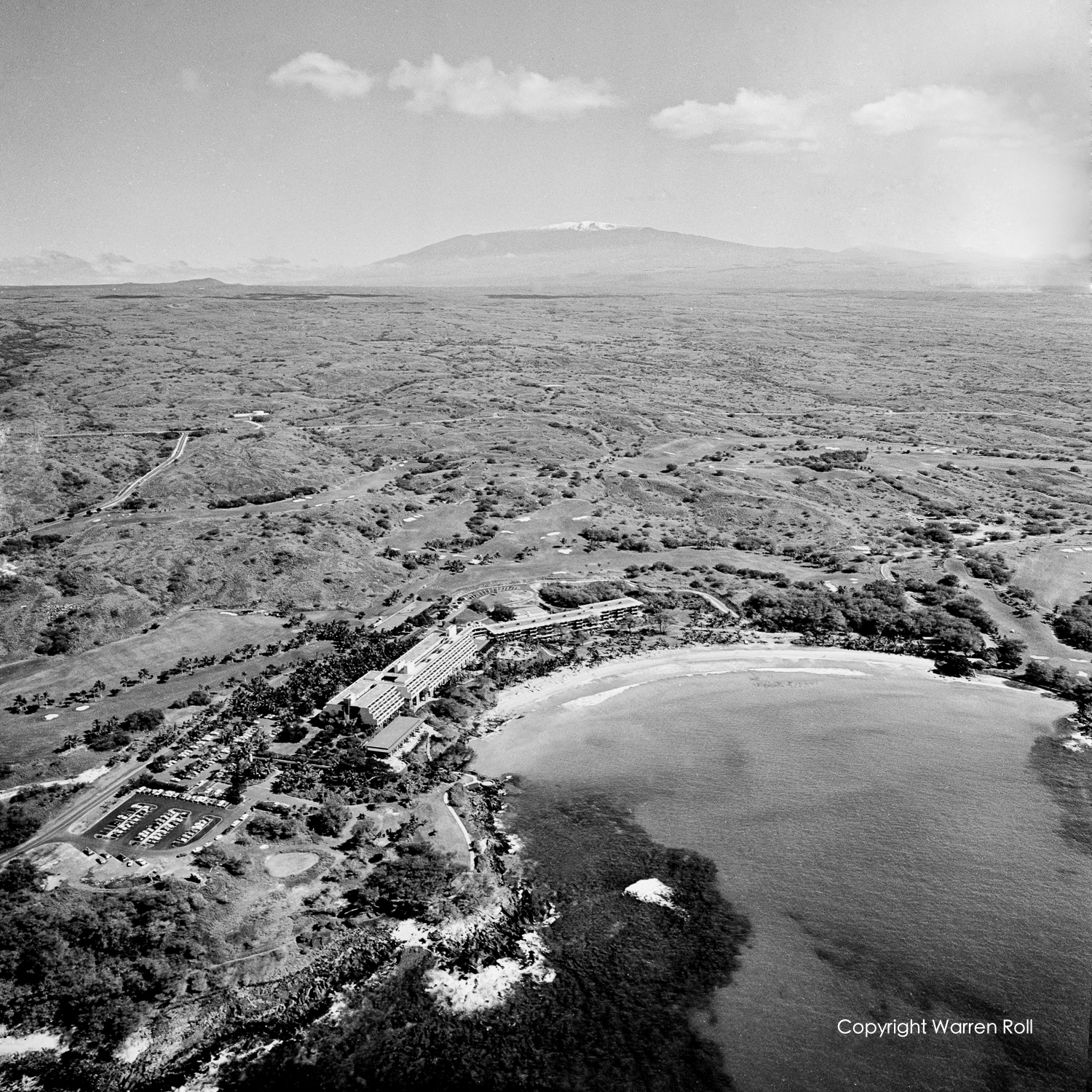 Mauna Kea Beach Hotel, 1968 by Warren Roll/Star-Bulletin