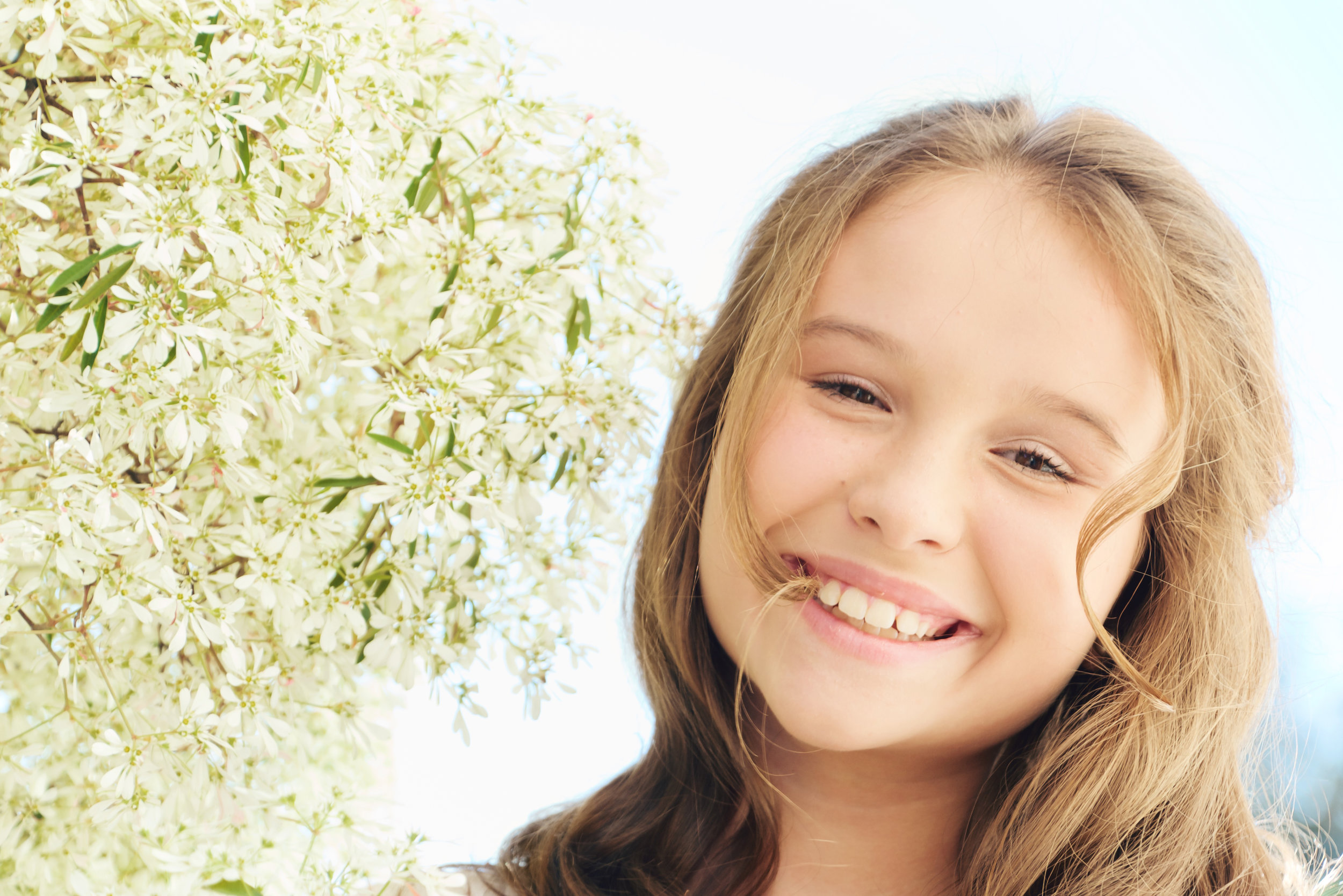 child oral health and cavity prevention