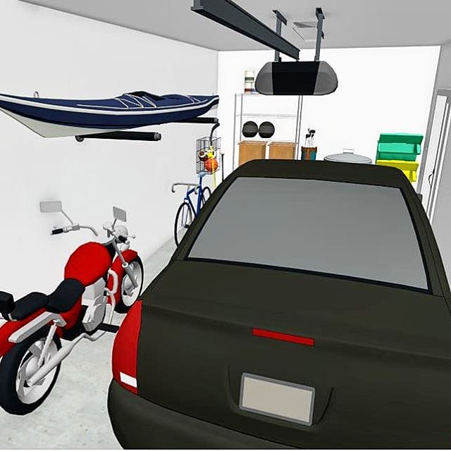 Got a lot of hobbies? Bring it all home at The Reserve! There's plenty of room for all the toys in your private attached garage. Enjoy easy convenience and added security. Check out everything The Reserve has to offer today!