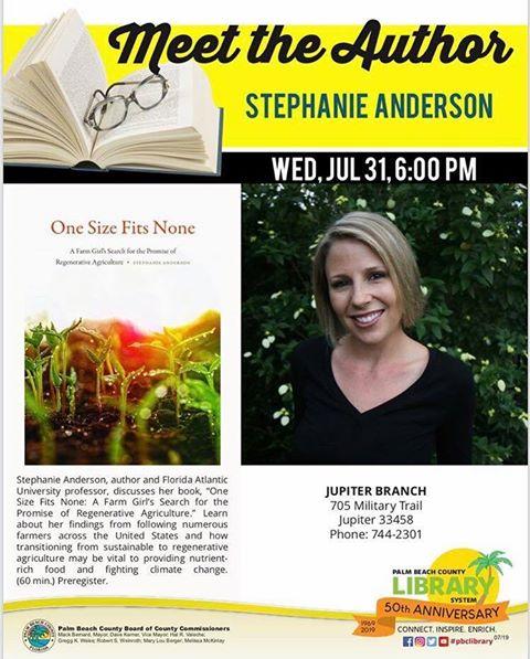 Meet the Author Stephanie Anderson