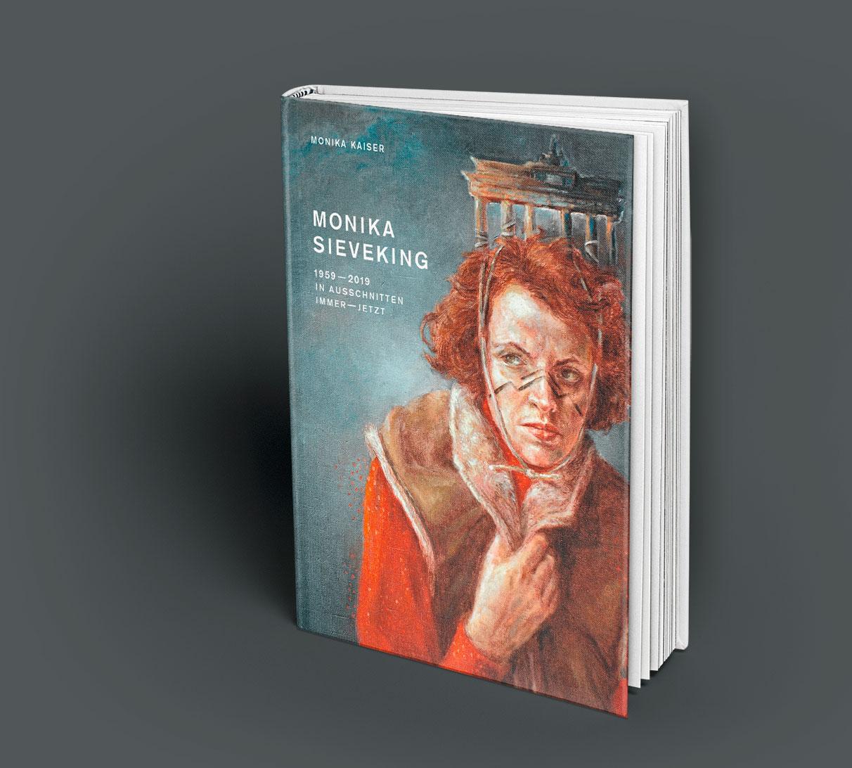 - Hardcover mit 234 farbigen Abbildungen.Texte Dr. Monika Kaiser.Monika Sieveking1959 — 2019in Ausschnittenimmer — jetztISBN 978-3-98076-571-8FrauenKunstGeschichte MarburgPreis: 38,–
