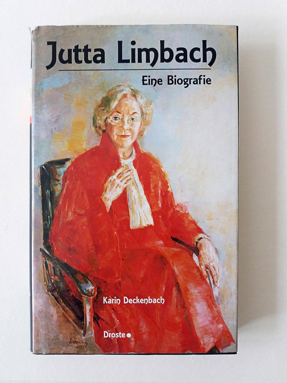Prof. Jutta Limbach - 2002, 95 x 125,Öl / Leinwand