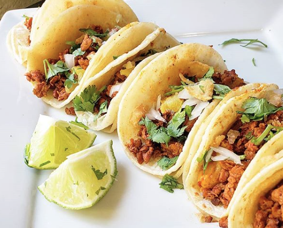 You can never have too many tacos, are we right? — LA Food Fest | LA's original tasting event | June 29, 2019 at Santa Anita Park, Arcadia, CA