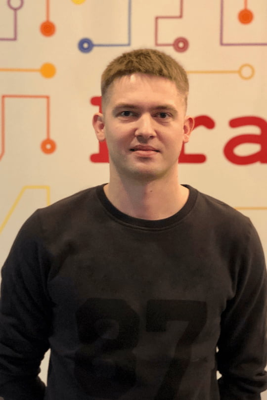 Lead developer - Fedya SkitskoEngineer, who loves to play with the latest technologies.