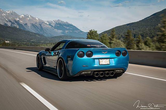 Mountain drives 🤤  #royalrally #overdrive #rallylife #lsxcanada #corvette #chevy #chevrolet #corvetteracing #corvettelifestyle #corvettefamily #roadtrip #adventure #travel #lifestyle #beautifulbritishcolumbia #carsdaily #carsofinstagram #carswithoutlimits #carlifestyle #cargasm #cargram #yyc #calgary #yycphotographer #automotivegramm #amazingcars247 #zo6 #c6 #drive #passion