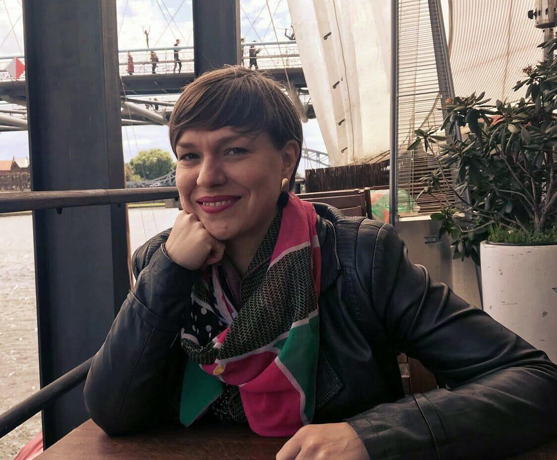 Ania grzybowska