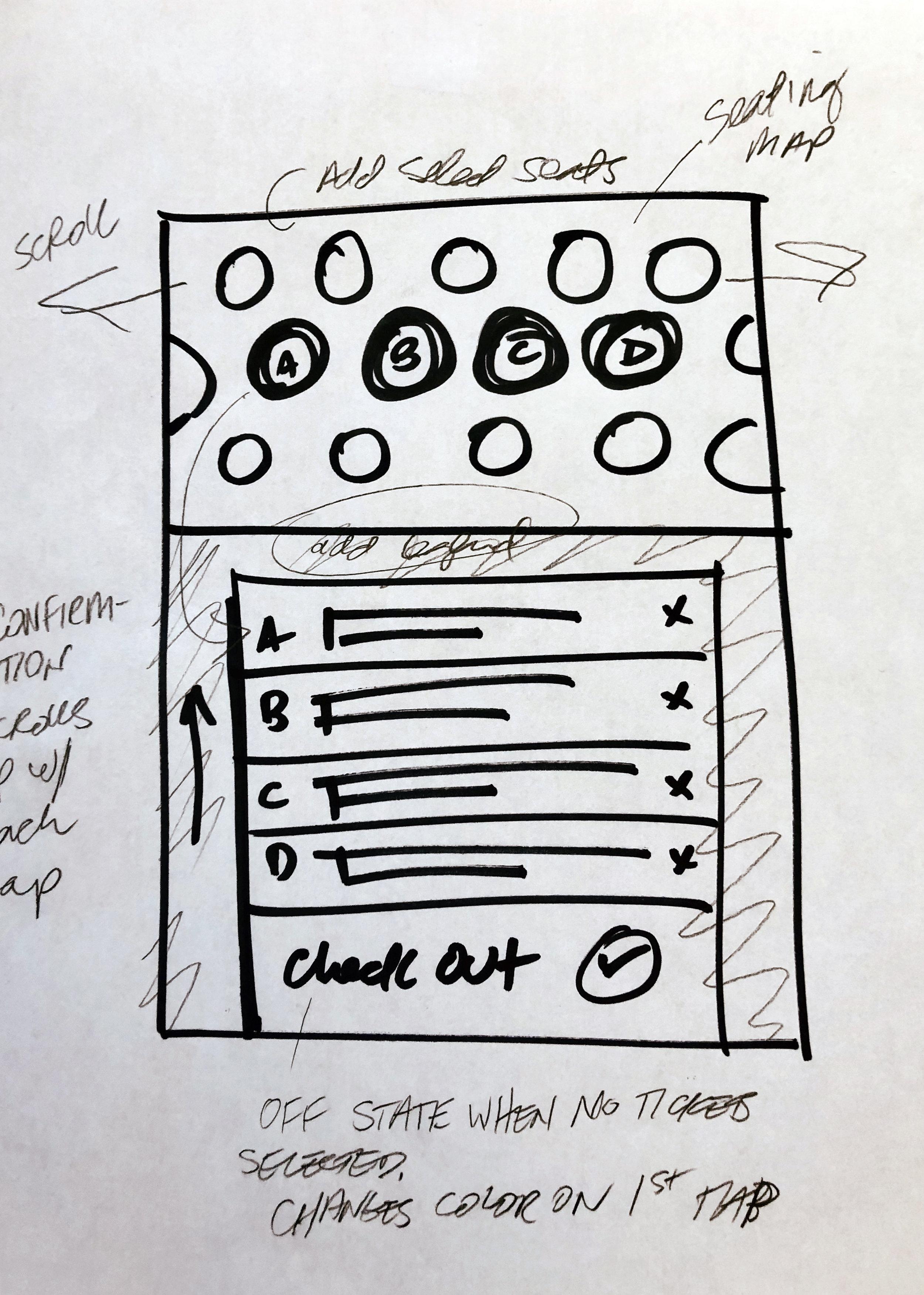 Design Studio sketch