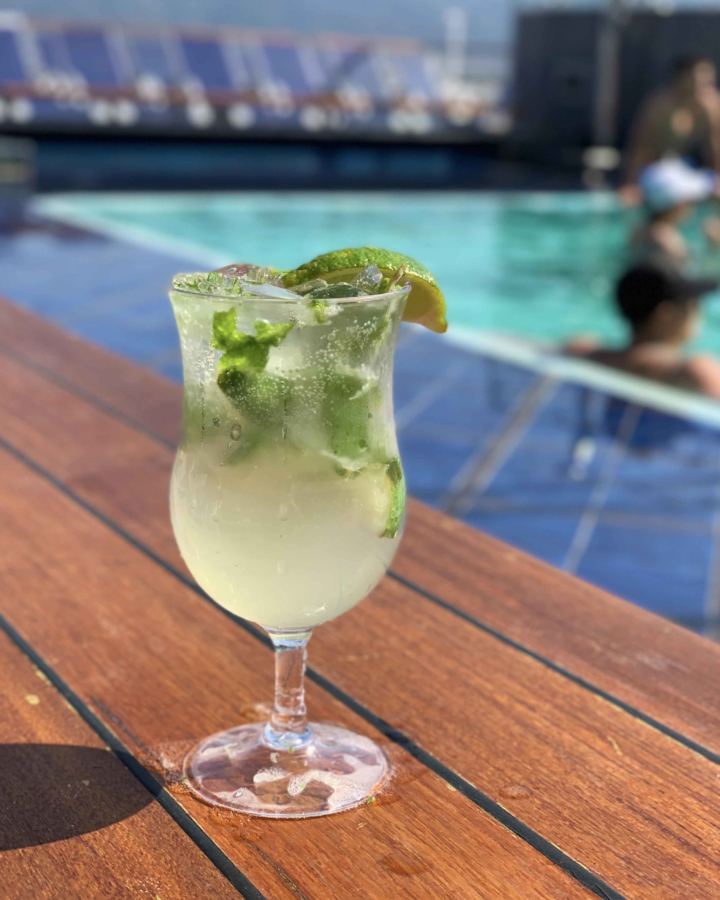 """STARR MOJITO""  onboard your next Carnival Cruise"