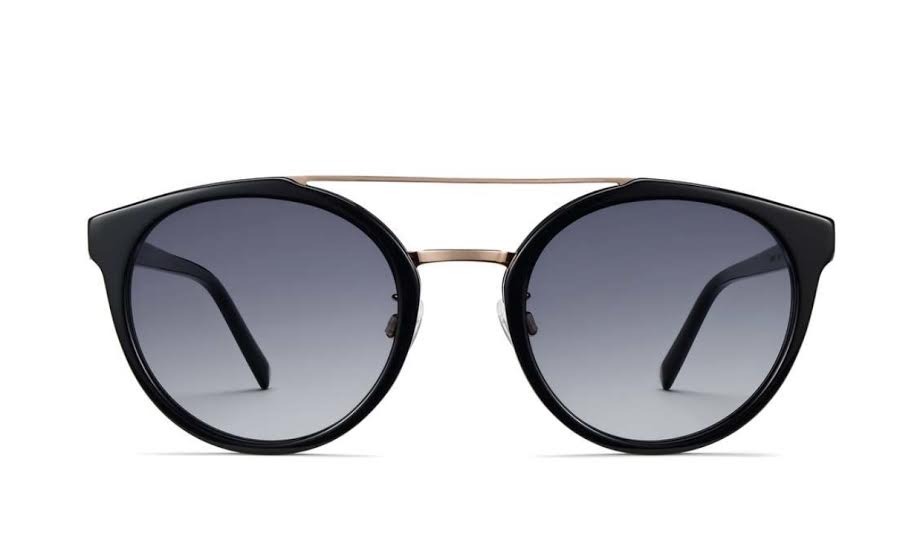 Warby Parker  is a pretty rad company. They make designer eyewear, yet their prices are affordable. They are leading the way as a socially conscious company- for every piece of eyewear sold, another is gifted to someone in need. These are the  Laney's  . I have them and wear them daily.
