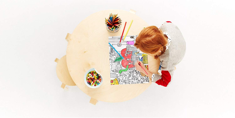 Pirasta Coloring Sheets