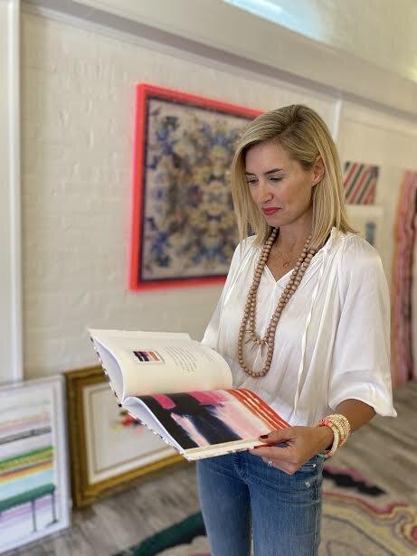Kristi Kohut's coffee table book