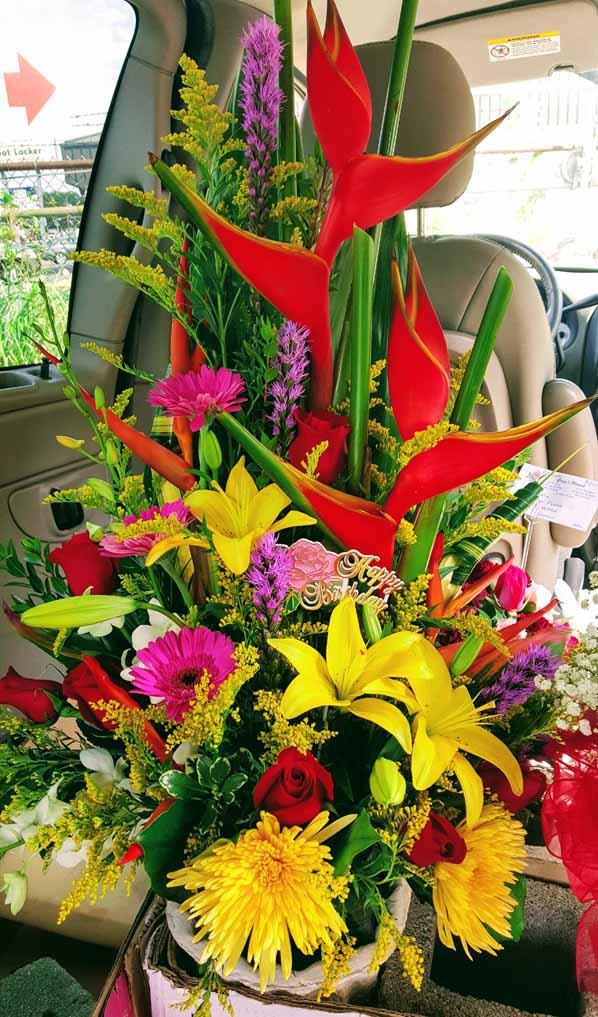 Sympathy Bouquet 1