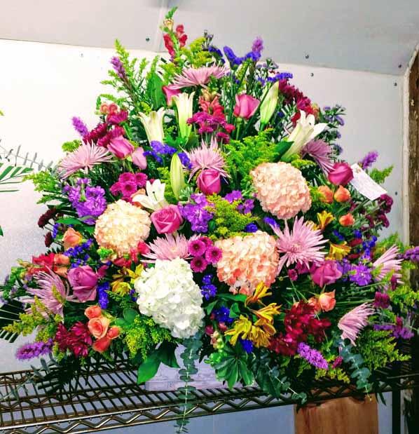 Sympathy Bouquet 2
