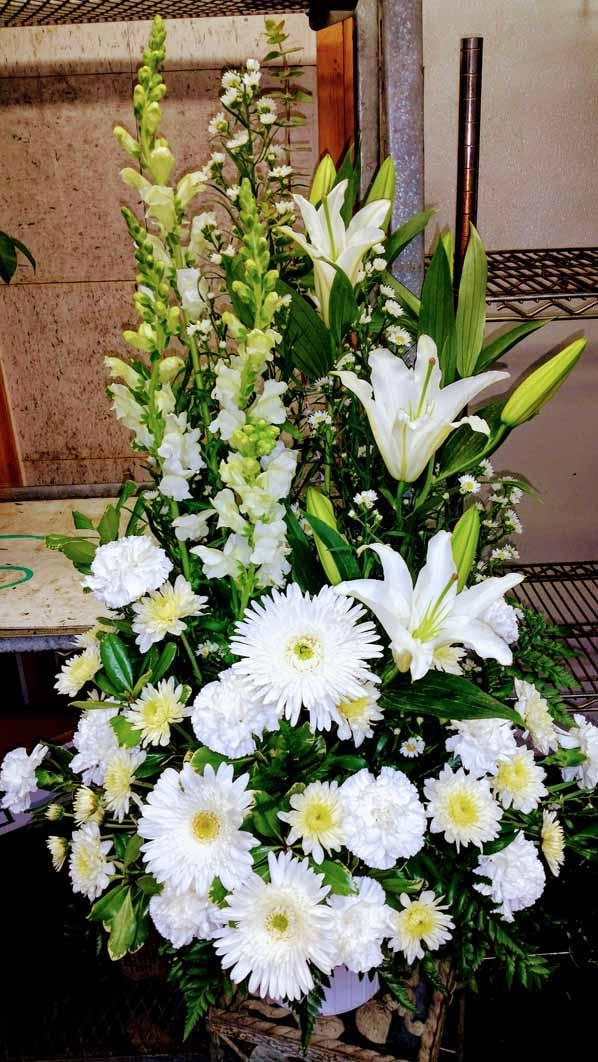 Sympathy Bouquet 3