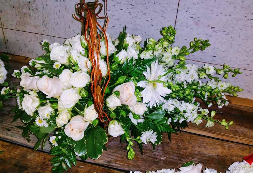 Sympathy Bouquet 4