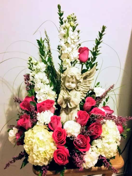 Sympathy Bouquet 5
