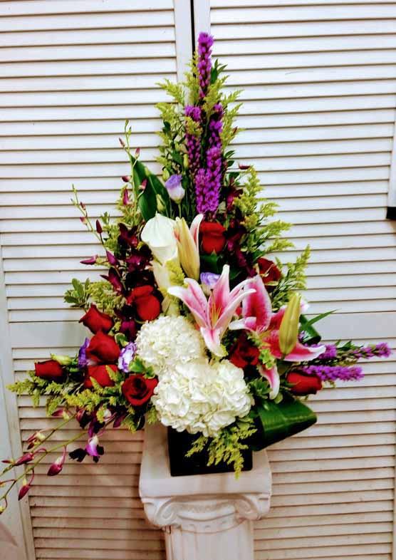 Sympathy Bouquet 8