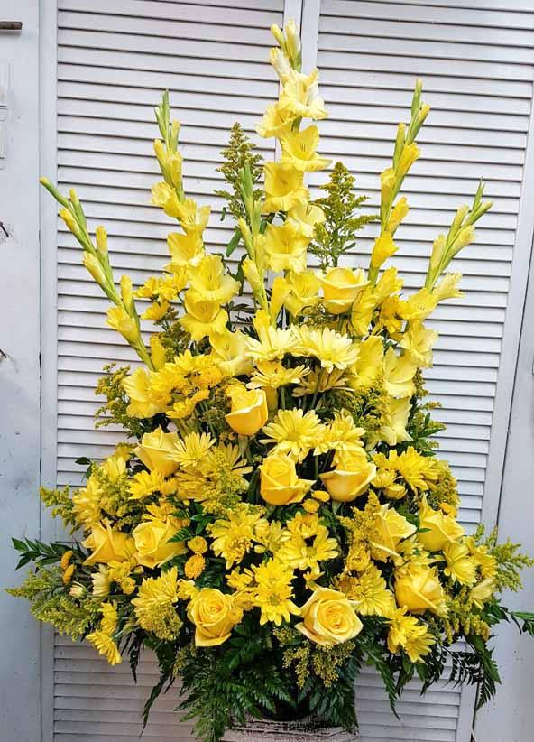 Sympathy Bouquet 7