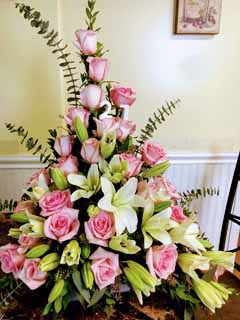 Sympathy Bouquet 10
