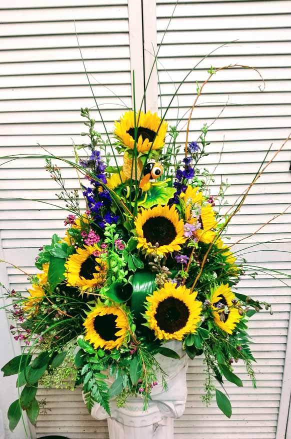 Sympathy Bouquet 9