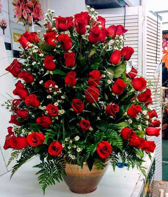 Sympathy Bouquet 13