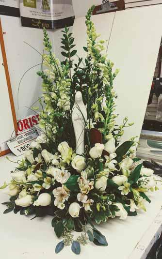 Sympathy Bouquet 14