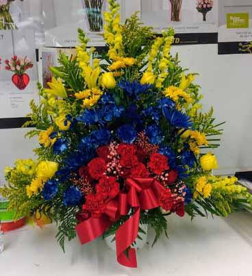 Sympathy Bouquet 15