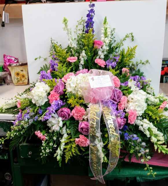 Sympathy Bouquet 16